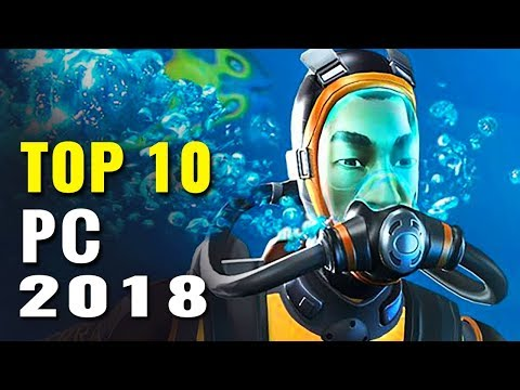 Top 10 PC Games of 2018 So Far