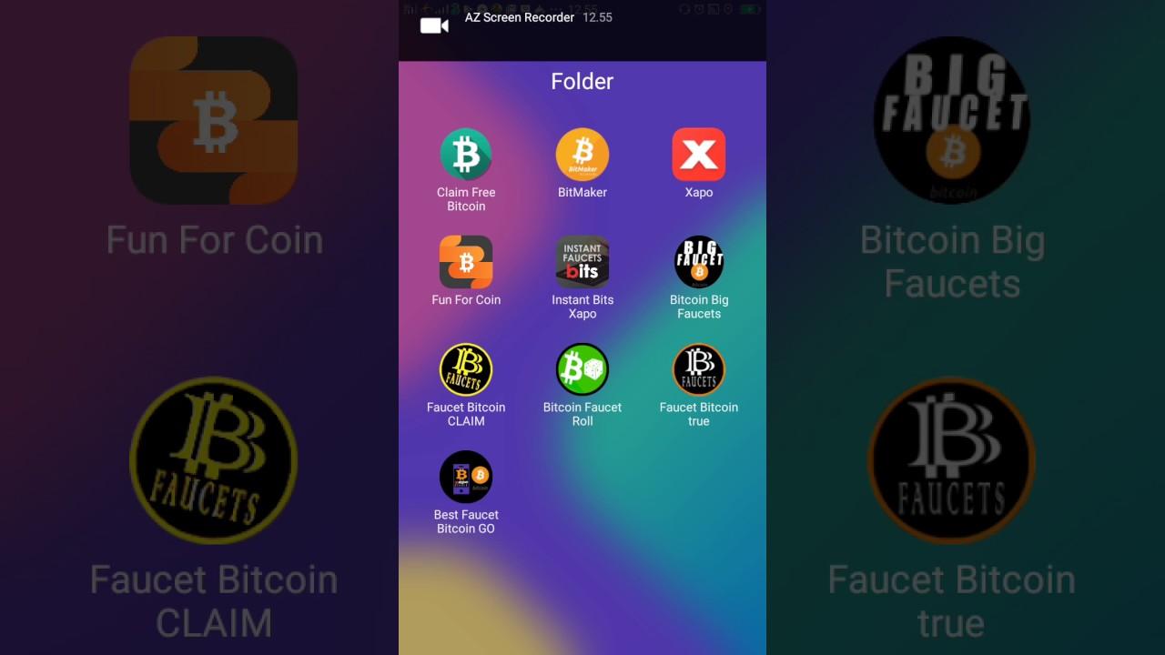 Bitcoin Gratis Tanpa Harus Deposit Hp Pc Youtube