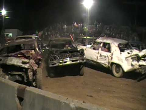 Metal Destruction 2010 HHP Cuba NY Economy Feature Part 1