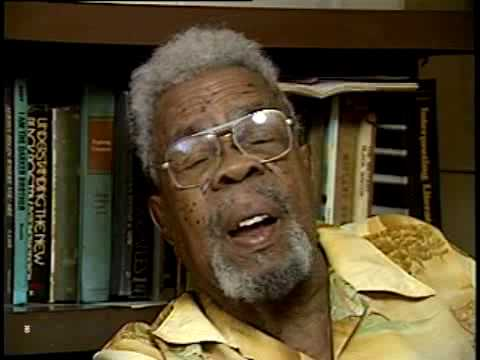Frank Marshall Davis Interview