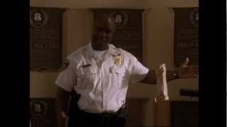 The Wire | The Birth of Hamsterdam