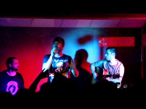 PIERPOLJAK - MAX LIVIO & Tn T Riddims // Live Acoustique (feat.BRAHIM) à La Belle Rouge - 2012