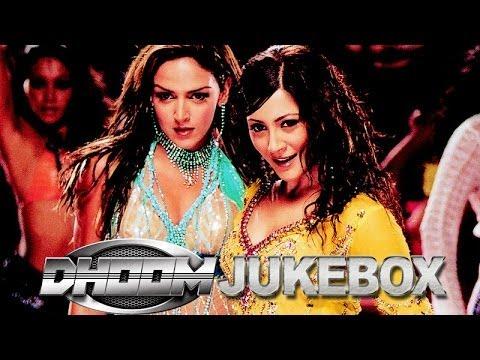 DHOOM - Audio Jukebox