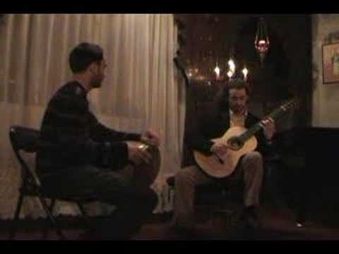Jousselme&Seddiki play Num Pagode em Planaltina