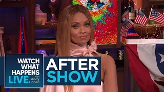 After Show: Gizelle Bryant On Robyn Dixon And Juan Dixon's Relationship | RHOP | WWHL