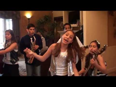 ISLEY BROTHERS - SHOUT Castillo Kids cover May 28 2012.m2ts