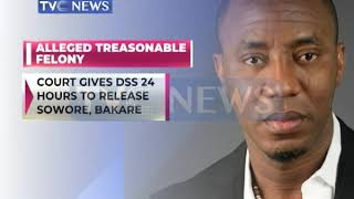 Court orders DSS to release Sowore within 24hours