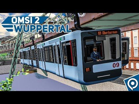 OMSI 2: Mit der SCHWEBEBAHN in Wuppertal! | OMSI 2 Wuppertal AddOn