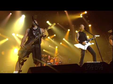 Metallica - Disposable Heroes | Revolver Golden Gods Awards 2013 (1080p HD)