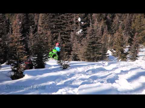 2016 Arctic Cat M8000 Limited 162 Review