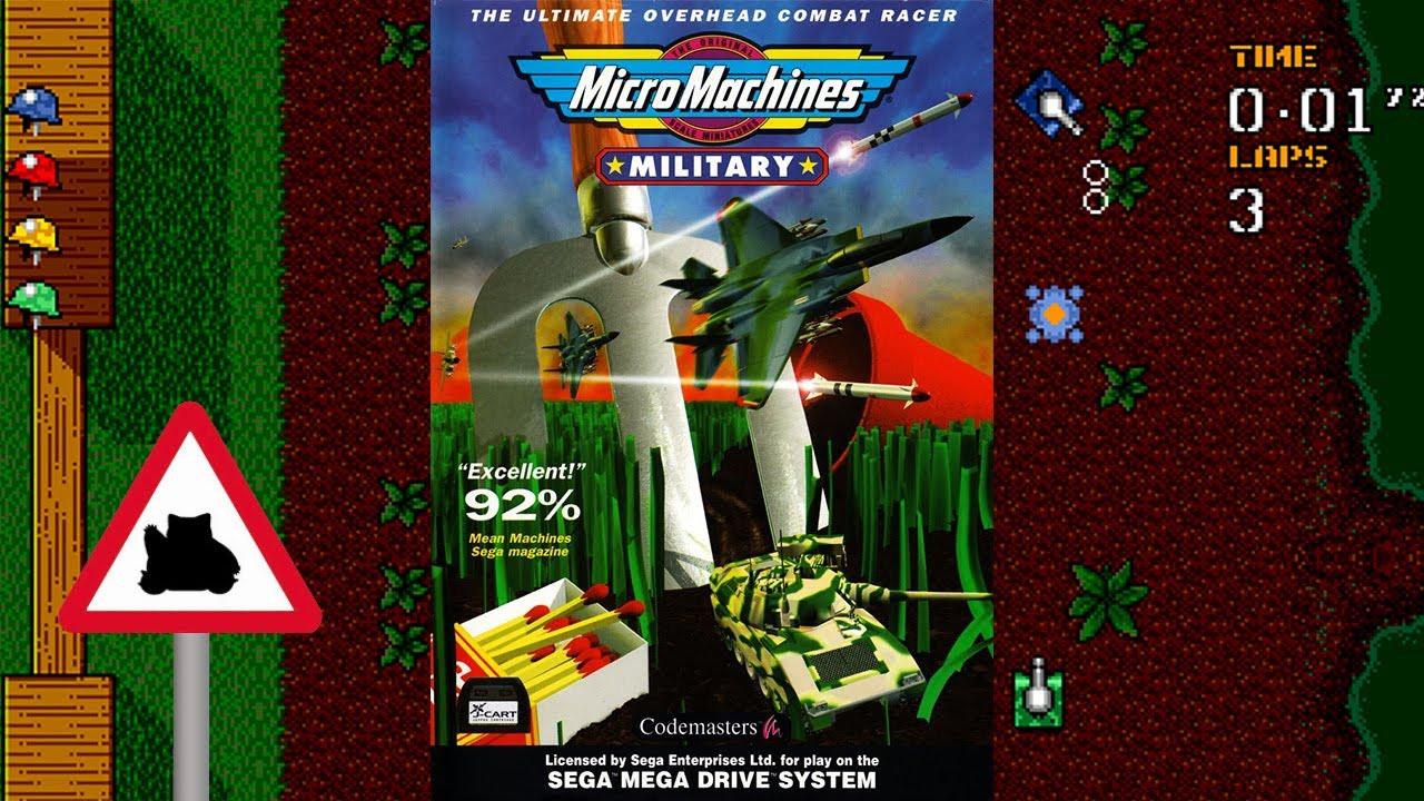Mega Machines Micro Machines Military Mega