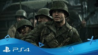 Call of Duty: WWII - Trailer officiel de la Campagne | Disponible | PS4