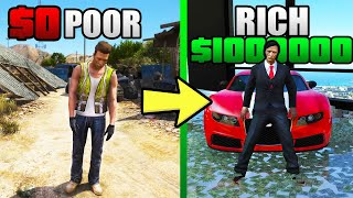 Ultimate Money Guide for Beginners on How to go from Broke to RICH Solo in GTA 5 Online (Easy Money)