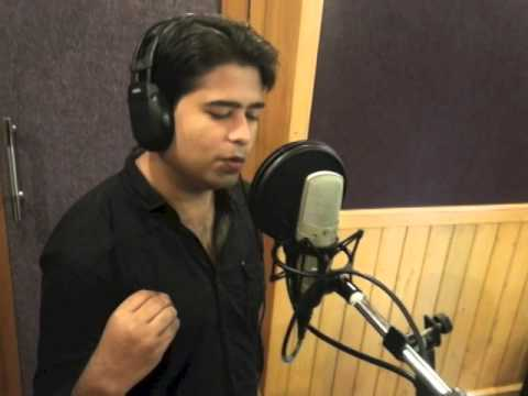 Manish Pathak Main Yahaan Hoon(udit Narayan) Karaoke Cover- Veer Zaara 2004 video