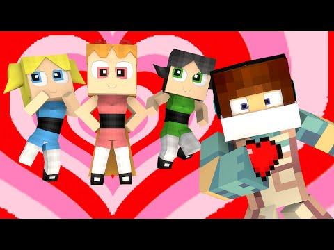 Minecraft: CIRURGIA MENINAS SUPER PODEROSAS - (  Minecraft Cirurgia )