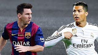 Lionel Messi vs Cristiano Ronaldo ●  2015 | HD | Who is The Best?
