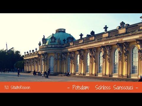 StädteReisen Potsdam Schloss Sanssouci