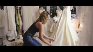 Download How a wedding dress is made by Caroline Arthur 3Gp Mp4