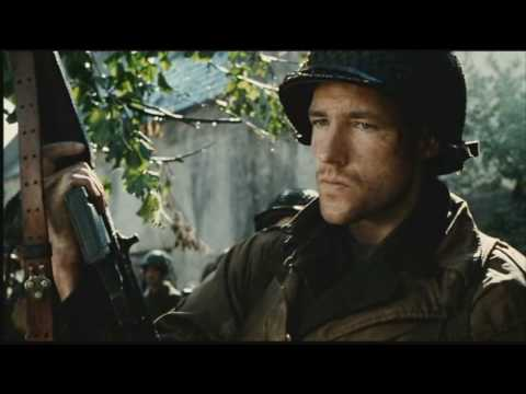Saving Private Ryan - Music Video - When September Ends