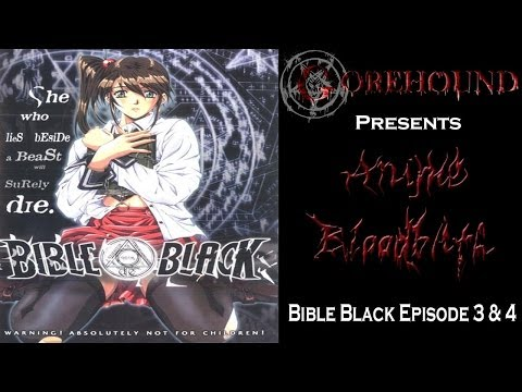 Anime Bloodbath: Bible Black Episode 3&4 Review video