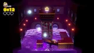 Captain Toad: Treasure Tracker ~ Episode 3 - Level 21: Ghost Gallery Gambit