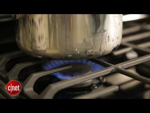 A too-small oven stymies Electrolux's gas range