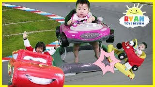 Babies and Kids Racing Cars 3 Lightning McQueen