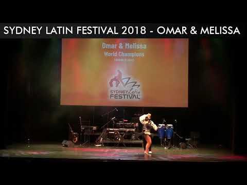 SYDNEY LATIN FESTIVAL 2018 - OMAR & MELISSA
