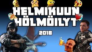 HELMIKUUN HÖLMÖILYT (2018)