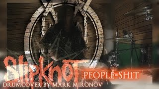 download lagu Slipknot - People=shit Drum Cover By Mark Mironov gratis