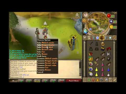 Runescape Wilderness Lures 1.2b  Lured [Tutorial Included]