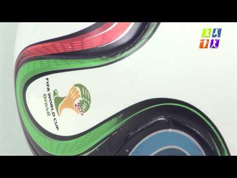 Piłka Nożna ADIDAS Brazuca Top Replica Xmas G73621