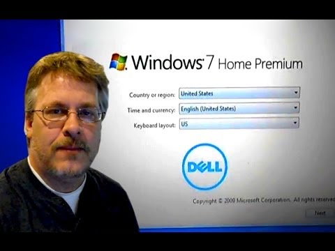 How to Restore Dell Windows 7 Computer to Factory Settings