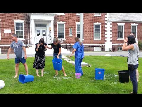 PPM and Porter PR Ice bucket challenge for ALS