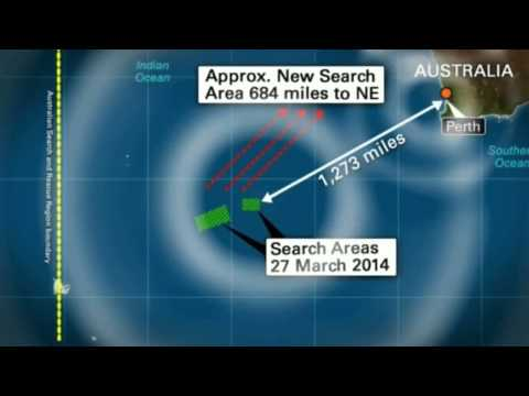 Flight MH370   Chinese Aircraft Spots 3 Suspicious Red, White & Orange Objects   29 Mar 2014 MUST SE