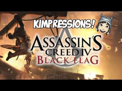 KIMPRESSIONS! Assassin's Creed IV Black Flag