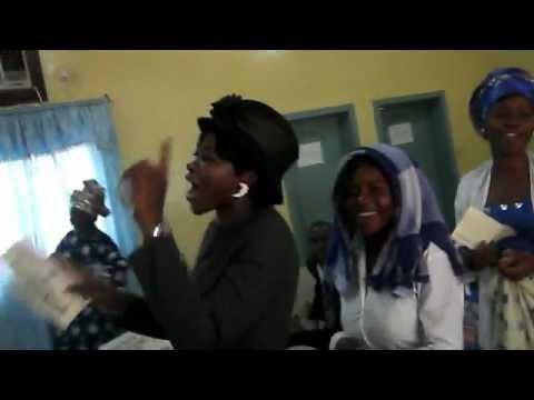 Nigeria Praise & Worship in my Church - RCCG Terbanacle of David...