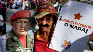 """Venezuelan Government's Call for a Constitutional Assembly is a """"Mixed Bag"""""""