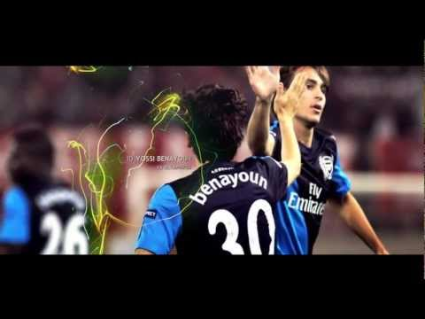 Arsenal Top 10 Goals 2011-2012