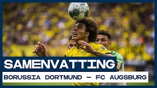 HIGHLIGHTS | Swingend Dortmund imponeert direct