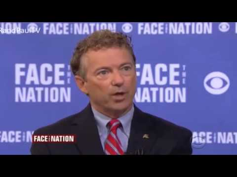 Rand Paul on Syrian Refugees | CBS Face the Nation
