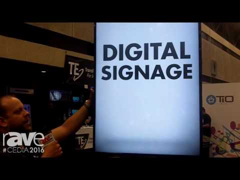 CEDIA 2016: CE Labs Offers QuickSign Software for Controlling Digital Media Players