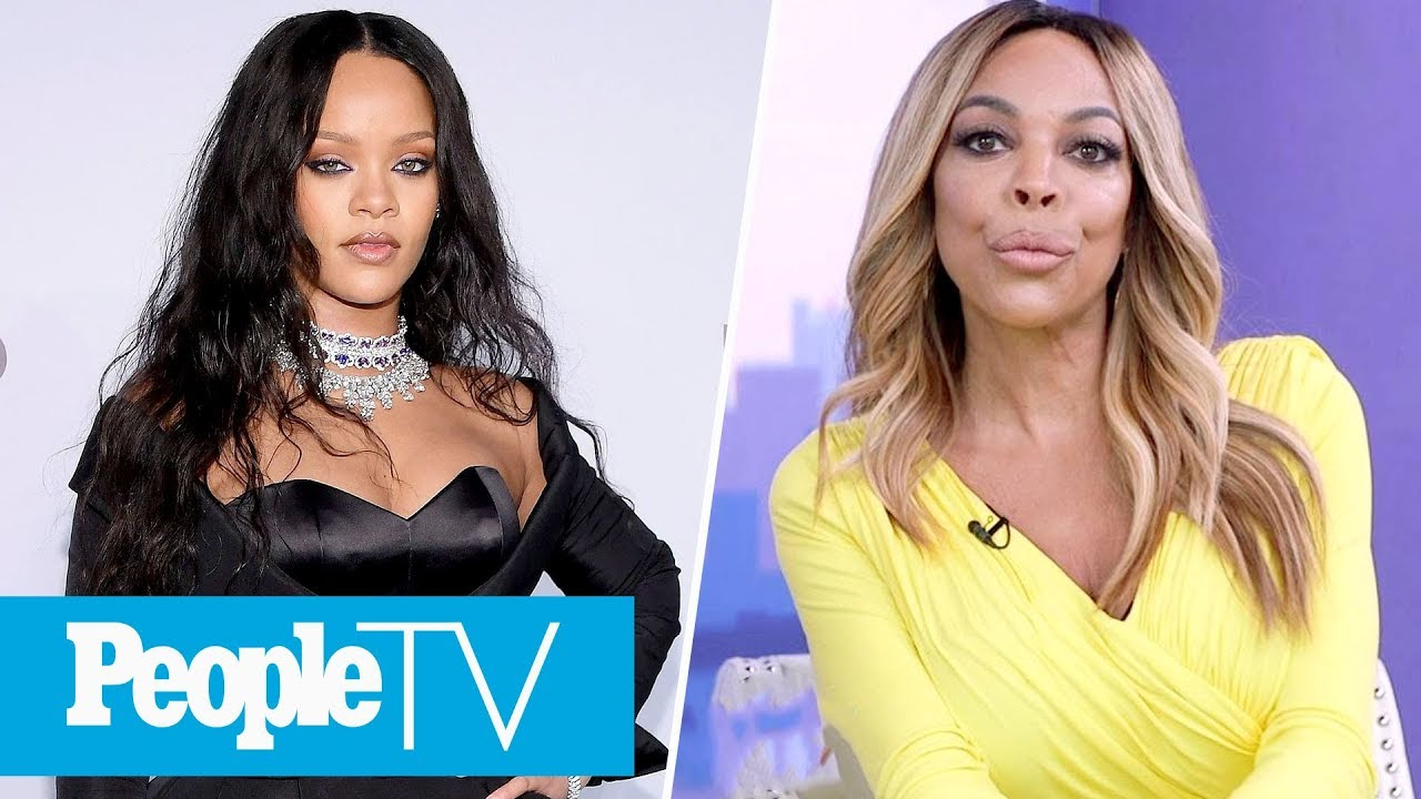 Rihanna & Celebs Shine Bright At Her Diamond Ball, Wendy Williams Spills The Tea On T.I. | PeopleTV