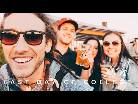 Last Day Of College | TRIBETYLER