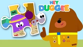 Hey Duggee Full Episodes Hey Duggee Jigsaws Hey Duggee Puzzle Game For Kids