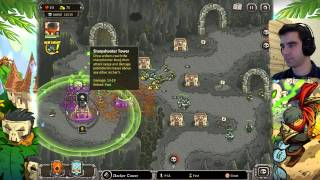 Darmowe Gry Online - Kingdom Rush Frontiers JASZCZURY!