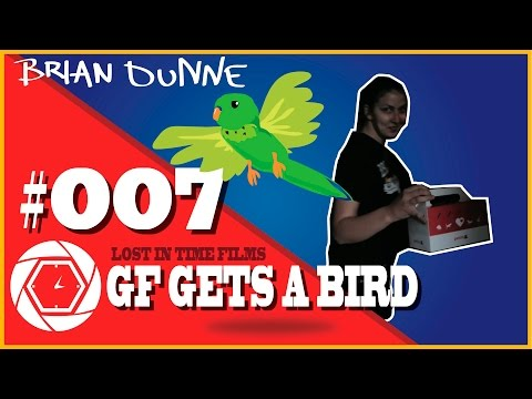 #007 GF gets a Bird