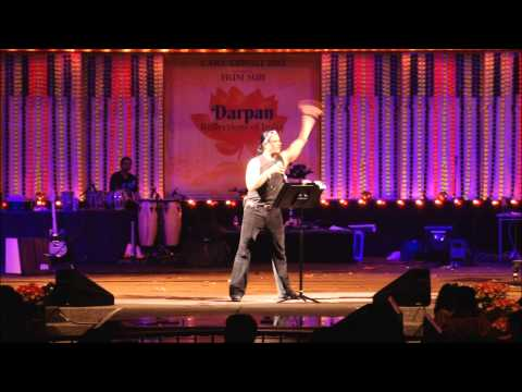 Anupam Amod performance in Cary Diwali 2013