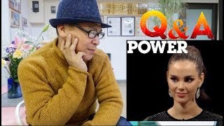 POWER!! Reaction to Catriona Gray's Trending Q & A.