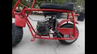 205cc Briggs Mini Bike